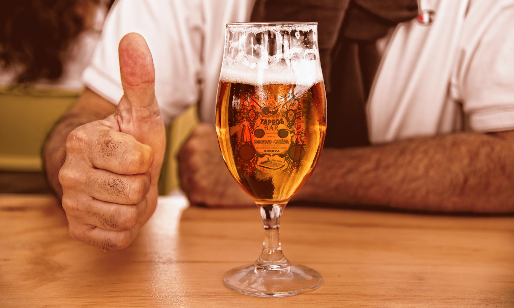 Cerveza en Zaragoza